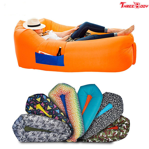 Inflatable Outdoor Lounge Sofa Hammock Air Sofa And Pool Float Ships Fast